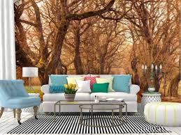 Amazon Com Road Running Through Tunnel Of Trees Oaks Avenues And Pictures Canvas Print Wallpaper Wall Mural Self Adhesive Peel Stick Wallpaper Home Craft Wall Decal Wall Poster Sticker For Living Room