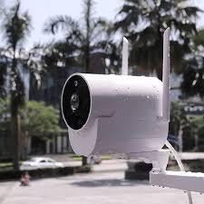 Chỉ 727,950đ Camera thông minh XIAOMI 1080P WIFI giám sát ngoài trời độ  phân giải cao tầm nhìn ban đêm