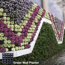 flora felt living wall planter vertical