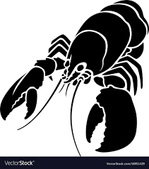 lobster Royalty Free Vector Image ...