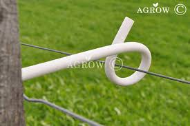 Quality Galvanized Farm Animal Electric Fencing Flexible Pigtail Snap In Post Manufacturer And Supplier From China Agrow