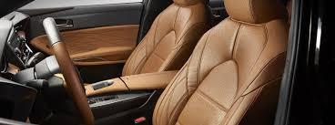 nappa leather interior