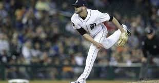 After 7 years, Tigers' Myles Jaye makes big-league debut