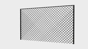 Chain Link Fence Buy Royalty Free 3d Model By Francescomilanese Francescomilanese 5eea88b Sketchfab Store