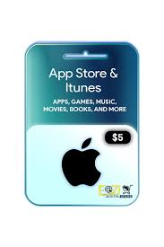 5 usd apple itunes gift cards us