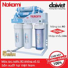 Máy lọc nước RO không vỏ tủ Nakami NKW-34009D chính hãng, bảo hành 5 năm -  3,899,000