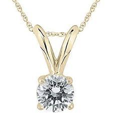 parikhs round diamond pendant popular