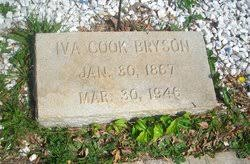 Iva Cook Bryson (1867-1946) - Find A Grave Memorial