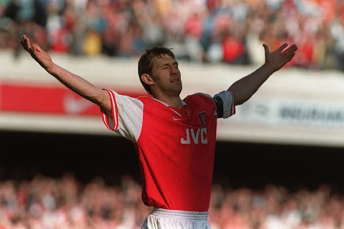 """Image result for tony adams arsenal captain"""""""
