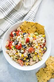 Cottage Cheese Tuna Salad - Kim's Cravings