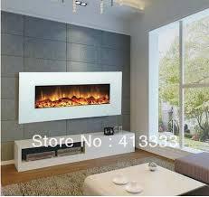 lebanon white fake fireplace wall