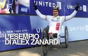 L'ESEMPIO DI ALEX ZANARDI - Metropolitano.it