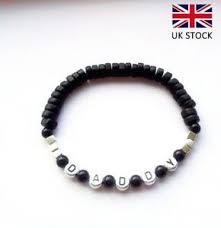 black surf bracelet birthday gift