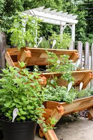 40 diy vertical herb garden ideas to