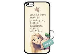 onelee tm customized disney princess tangled quotes tpu case