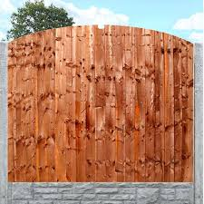 Arch Top Earlswood Closeboard Fence Panels Solihull Tel 01564 702314