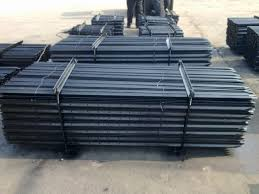 Y Shaped Heavy Duty Steel Fence Posts Black Star Pickets For Grape Planting For Sale Steel Star Pickets Manufacturer From China 108767448
