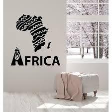 Shop Decorative Maps Of Africa On Wanelo