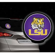 Shop Lsu Tigers Ncaa Power Decal Overstock 8884264