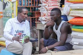 The sad irony of youth participation in election violence | Young ...