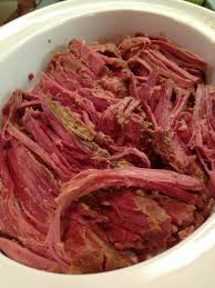 Stout Corned Beef in the Slow Cooker ...