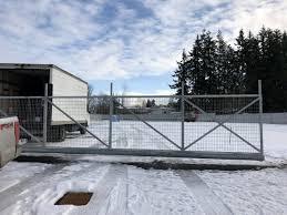 Sliding Gate Snohomish County Npr Fence