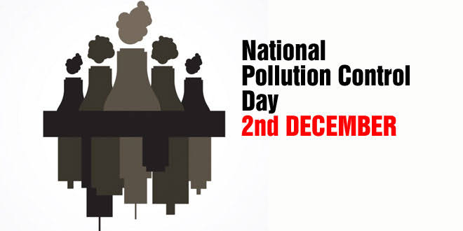 Image result for national pollution control day""