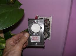 radiant heater thermostat switch wiring