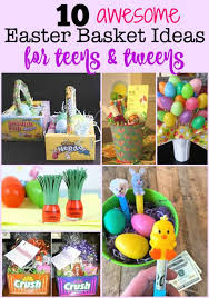 10 easter basket ideas for s and