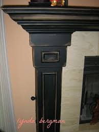 painting le s mantel from