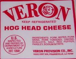 hog head cheese