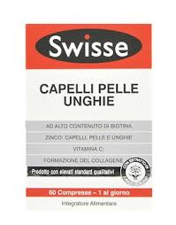 hair skin nails supplement by swisse