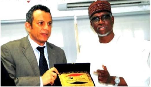 "Image result for egypt ambassador to nigeria"""