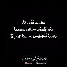 ▷ alterick kata alterick untuk sahabat baikku maafkan
