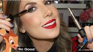 new loreal bambi eye mascara matte