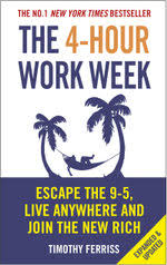 Four Hour Work Week Book Cover