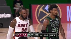 Boston Celtics vs Miami Heat - Full Game 1 Highlights | September 15, 2020  NBA Playoffs - YouTube
