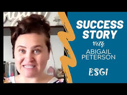 Abigail Peterson Success Story - YouTube