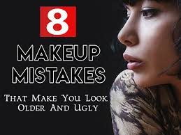 makeup mistakes that can make you look