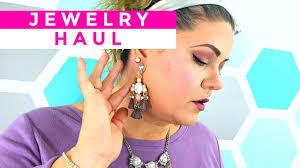 jewelry haul beya and walmart you
