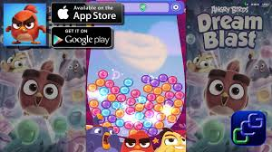 Angry Birds Dream Blast Android iOS Gameplay - YouTube