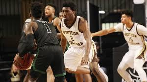 Adrian Martin - Men's Basketball - Western Michigan University ...