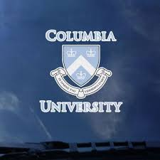 Columbia Lions Color Shock Seal Decal The Columbia University Bookstore
