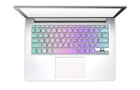 Chromebook Decals And Skins For Keyboard Lid And Trackpad Keyshorts