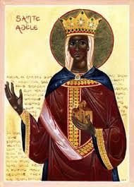 St. Adela - Saints & Angels - Catholic Online