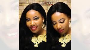 latest nigerian makeup styles june