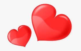 cute love heart png transpa