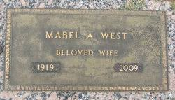 Mabel Agnes Shifflett West (1919-2009) - Find A Grave Memorial
