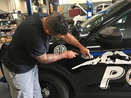 Bend Police Chief Removes Blue Line From Patrol Cars Citing Divisive Interpretation Ktvz