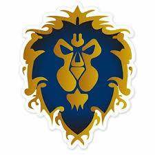 Alliance World Of Warcraft Wow Vynil Car Sticker Decal 25 X 20 Ebay